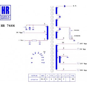 HR7464 TRASFORMATORE EAT