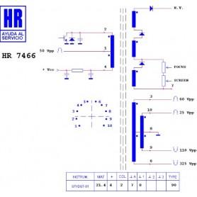 HR7466 TRASFORMATORE EAT