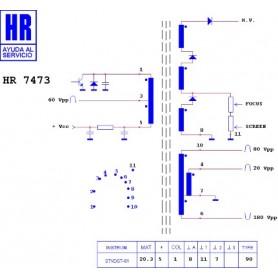 HR7473 TRASFORMATORE EAT