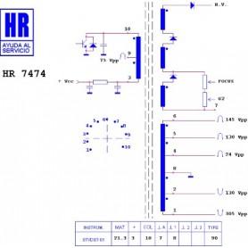 HR7474 TRASFORMATORE EAT