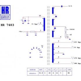 HR7483 TRASFORMATORE EAT