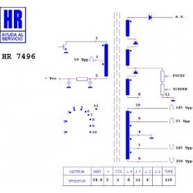 HR7496 TRASFORMATORE EAT