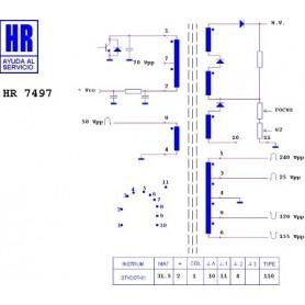 HR7497 TRASFORMATORE EAT