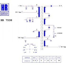 HR7538 TRASFORMATORE EAT