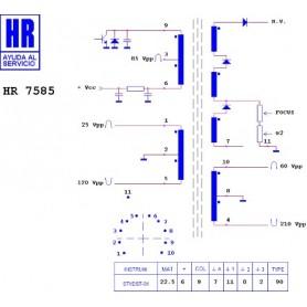 HR7585 TRASFORMATORE EAT