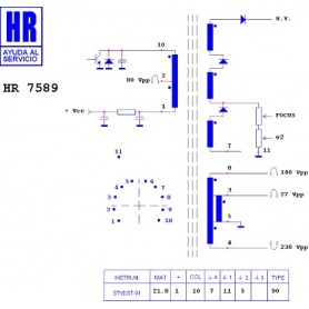HR7589 TRASFORMATORE EAT