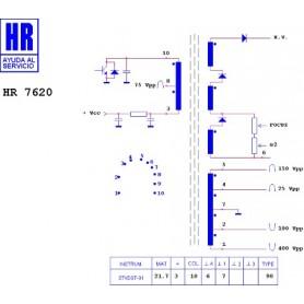 HR7620 TRASFORMATORE EAT