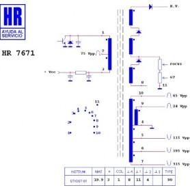 HR7671 TRASFORMATORE EAT