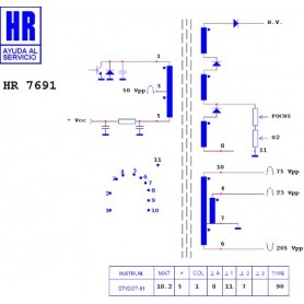 HR7691 TRASFORMATORE EAT