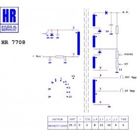 HR7708 TRASFORMATORE EAT