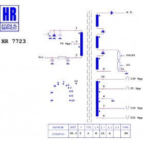 HR7723 TRASFORMATORE EAT