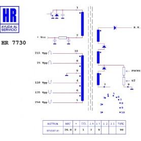 HR7730 TRASFORMATORE EAT