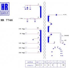 HR7746 TRASFORMATORE EAT
