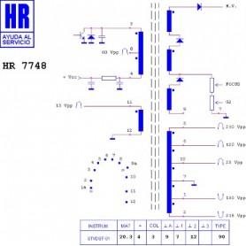HR7748 TRASFORMATORE EAT
