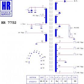 HR7752 TRASFORMATORE EAT