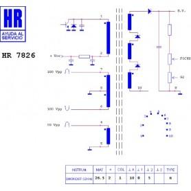 HR7826 TRASFORMATORE EAT