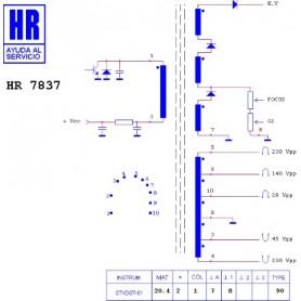HR7837 TRASFORMATORE EAT