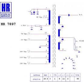 HR7897 TRASFORMATORE EAT