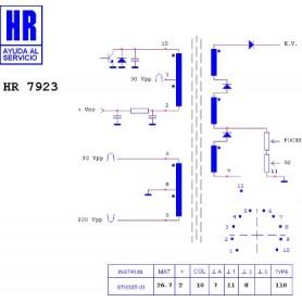 HR7923 TRASFORMATORE EAT