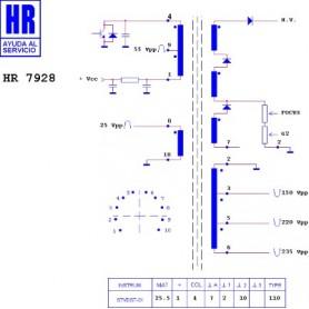HR7928 TRASFORMATORE EAT