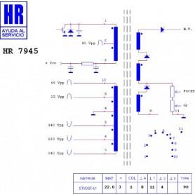 HR7945 TRASFORMATORE EAT
