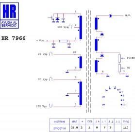 HR7966 TRASFORMATORE EAT