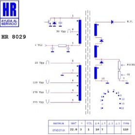 HR8029 TRASFORMATORE EAT