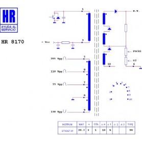 HR8170 TRASFORMATORE EAT
