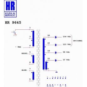 HR9645 TRASFORMATORE SWITCH
