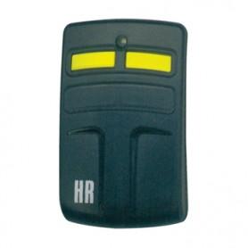 HRRQ 2640F2 RADIOCOMANDO APRICANCELLO A 2 CANALI CON ZOCCOLO PER QUARZO