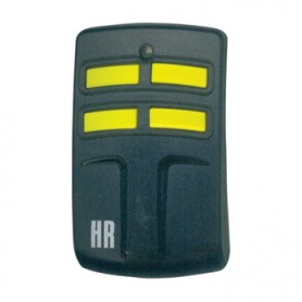 HRRQ 2640F4 RADIOCOMANDO APRICANCELLO A 4 CANALI CON ZOCCOLO PER QUARZO