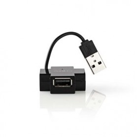 HUB USB  4 PORTE  USB 2.0
