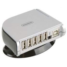 HUB USB 2.0 BANDRIDGE CON 7 PORTE
