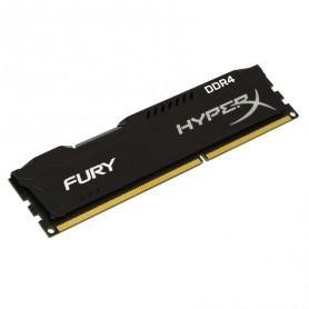 HYPERX-FURY BLACK DDR4-RAM 4GB
