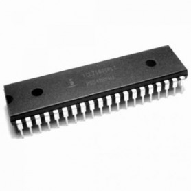 ICL7107CPL - CIRCUITO INTEGRATO 3.5-DIG ADC 333MS+LED DR.