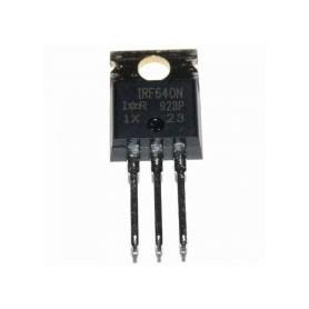 IRF640 - n-mos 200v 18a 125w 0.18r