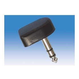 JR 1026 - SPINA JACK 6,3 MM. 90° STEREO