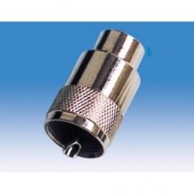 JR 6707 - SPINA UHF VOLANTE A VITE PER RG 213 E RG 8