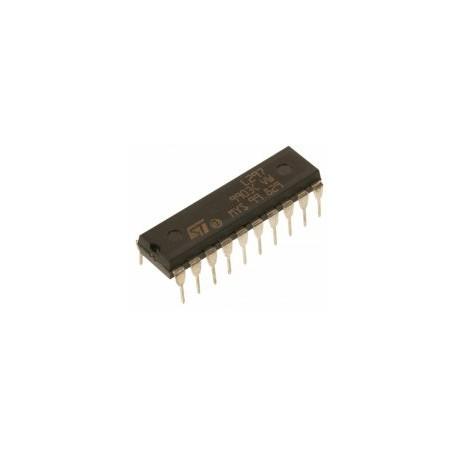 L297 - circuito integrato stepper motor control 20p