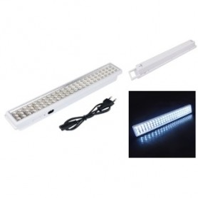 LAMPADA D\'EMERGENZA 72 LED 4V 2,4 AH