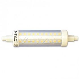 LAMPADA LED LINEARE 118mm 10w BIANCO NATURALE
