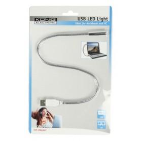 LAMPADA USB FLESSIBILE PER NOTEBOOK