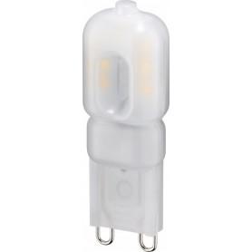 LAMPADINA A LED ATTACCO G9  2,2W BIANCO CALDO