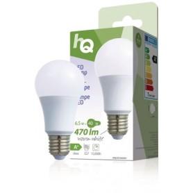 LAMPADINA A LED FORMATO A60 E27 6,5 W 470 lm 2700 K