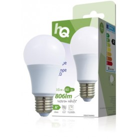 LAMPADINA A LED FORMATO A60 E27 9,5 W 806 lm 2700 K