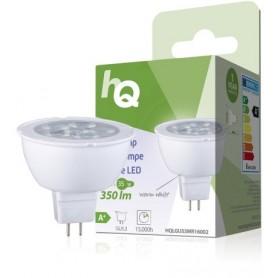 LAMPADINA A LED FORMATO MR16 GU5.3  5,5W 350 lm 2700 K
