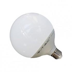 LAMPADINA A PALLA GROSSA E27 10W 4000K LUCE NATURALE