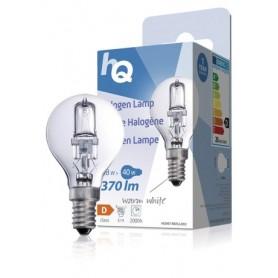 LAMPADINA ALOGENA A SFERA E14 28 W 370 lm 2800 K