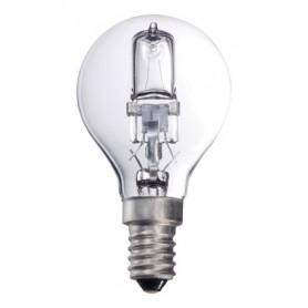 LAMPADINA ALOGENA A SFERA E14 42 W 630 lm 2800 K