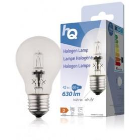 LAMPADINA ALOGENA GLS E27 42 W 630 lm 2800